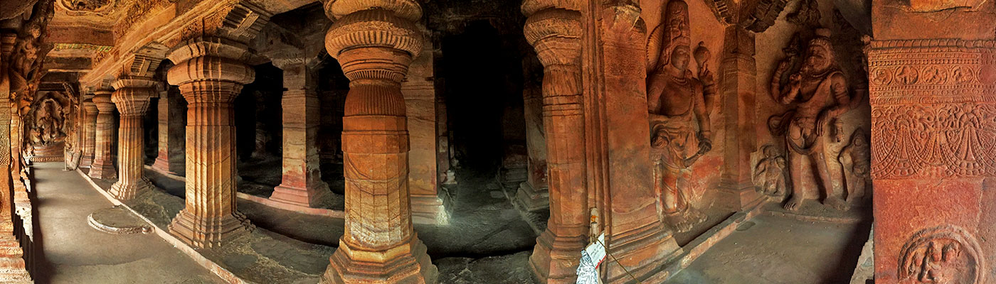 Petra of India - Badami Cave