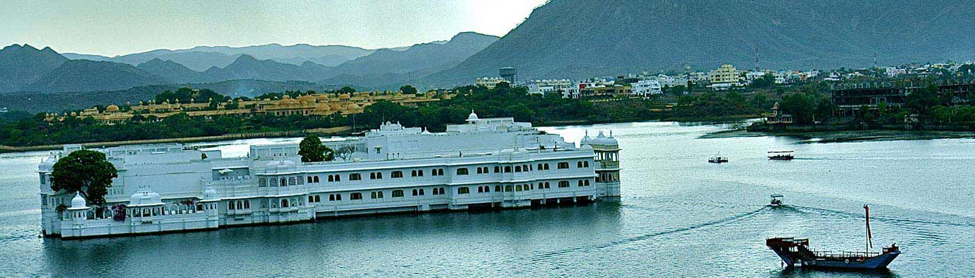 Taj Lake Palace - Udaipur